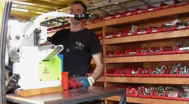 Réparation flexible hydraulique Nord-Pas-de-Calais